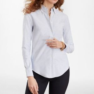 NWT! Brooks Brothers Women's Oxford Shirt